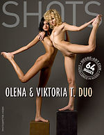 Olena and Viktoria T. duo