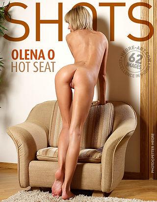 Olena O hot seat