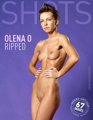 Olena O ça décoiffe