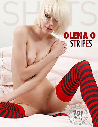 Olena O. stripes