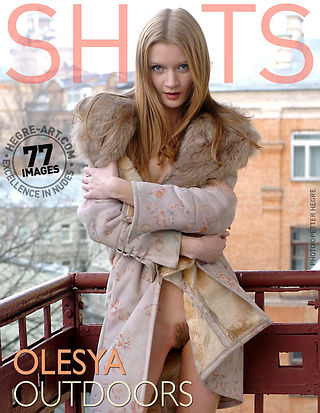 Olesya outdoors