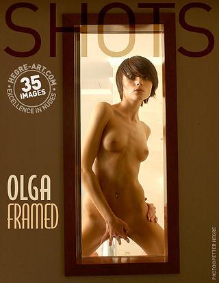 Olga framed