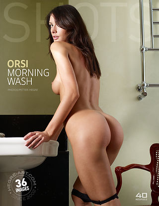 Orsi morning wash