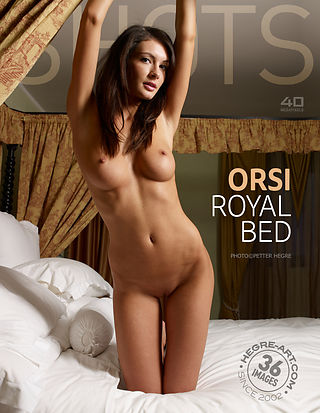Orsi royal bed