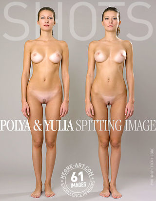 Polya and Yulia splitting image