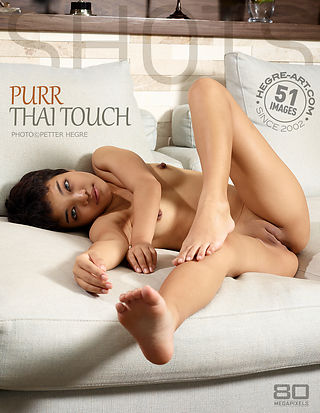 Purr Thai touch