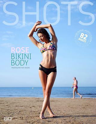 Rose cuerpo de bikini