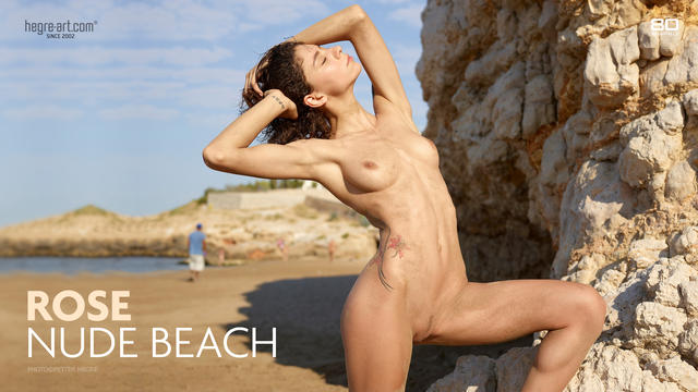 Rose nude beach