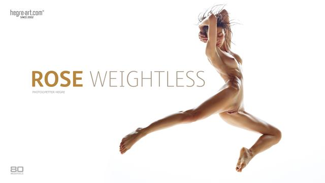 Rose weightless