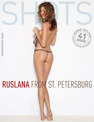 Ruslana from St. Petersburg