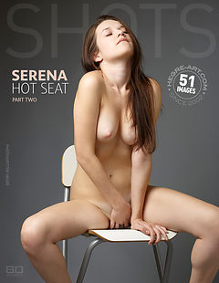 Serena hot seat part 2