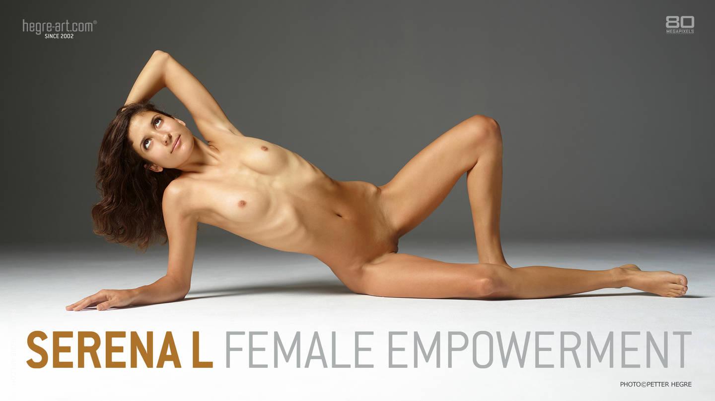 Serena L pouvoir féminin