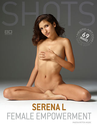 siterip episode Serena L female empowermentHegre-Art