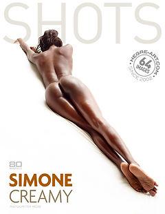 Simone creamy