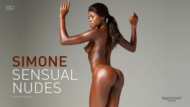 Simone sensual nudes