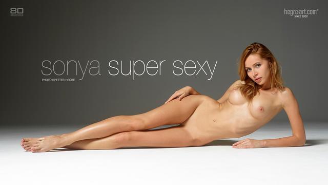 Sonya Super Sexy