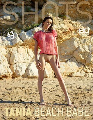 Tania beach babe