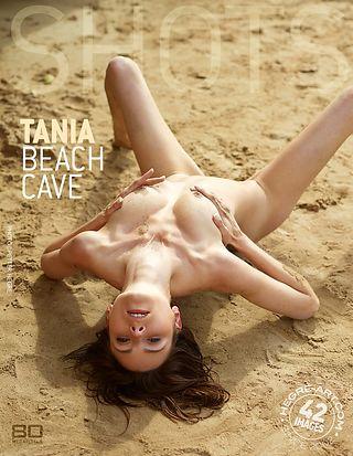 Tania beach cave