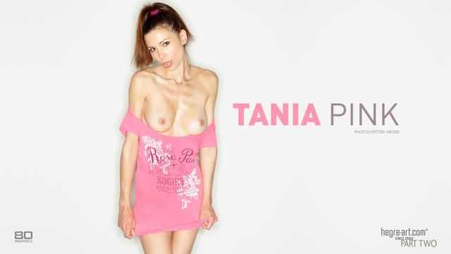 Tania pink