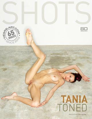 Tania toned