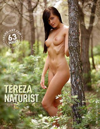 Tereza nudista