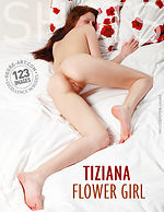 Tiziana flower girl