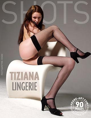Tiziana lencería