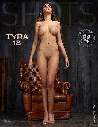 Tyra 18 years