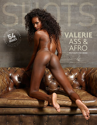 Valerie ass and afro