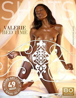 Valerie bedtime