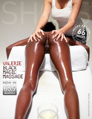 Valerie erotic massage