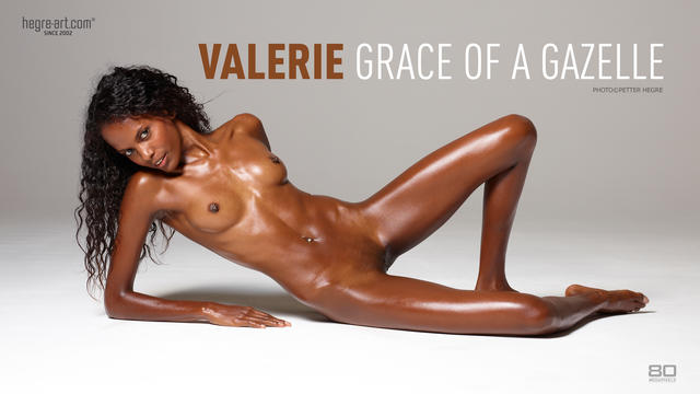 Valerie grace of a Gazelle