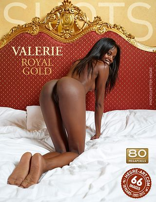 Valerie royal gold
