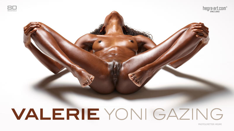 Valerie Yoni gazing
