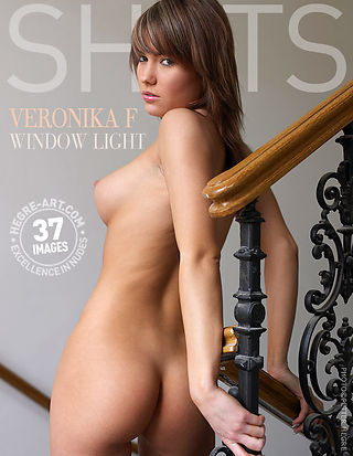 Veronika F. window light