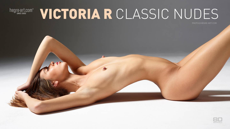 Victoria R classic nudes
