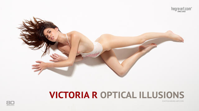 Victoria R optical illusions