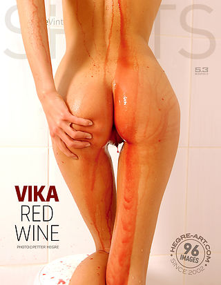 Vika red wine
