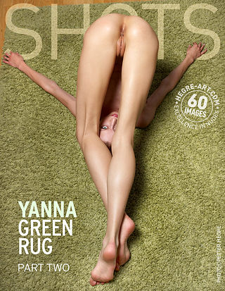 Yanna green rug part2