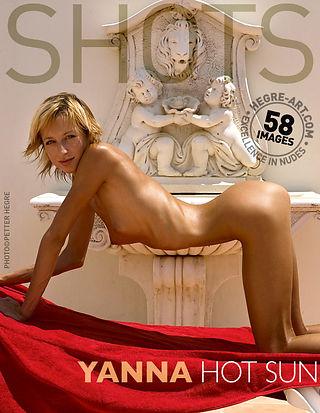 Yanna hot sun