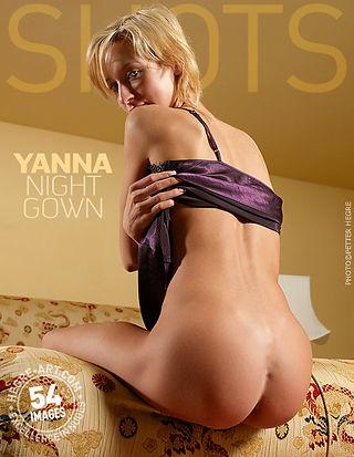 Yanna chemise de nuit