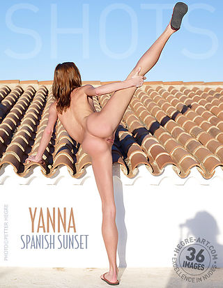 Yanna Spanish sunset