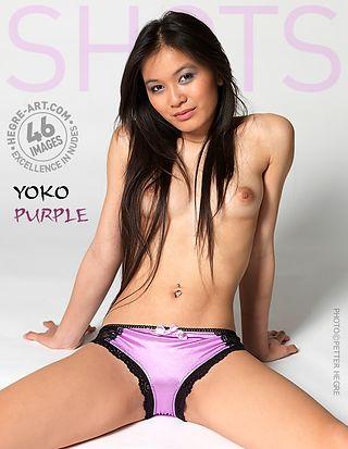 Yoko purple