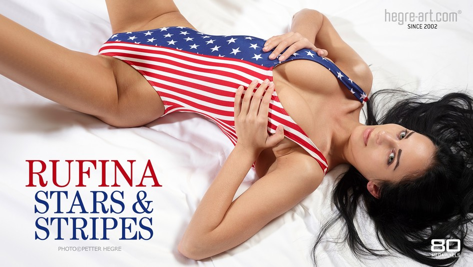 Rufina Stars and Stripes