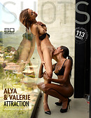 Alya and Valerie Attraction