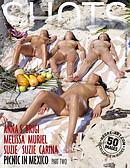 Anna S Brigi Melissa Muriel Suzie Suzie Carina Picknick in Mexiko Teil 2