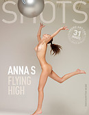 Anna S flying high