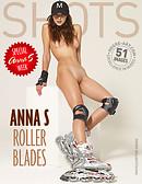 Anna S roller blades