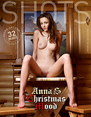 Anna S espíritu navideño