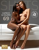 Caprice and Valerie 69